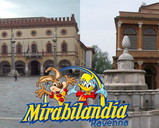 Rimini/ Ravenna/ Mirabilandia