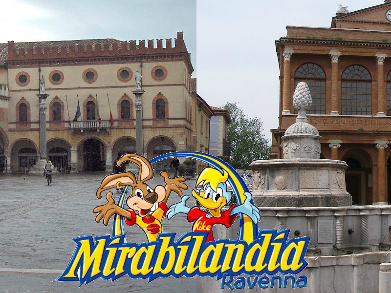 Rimini/Ravanna/Mirabilandia