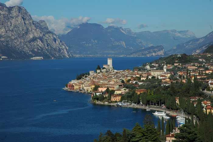 Pasqua al Lago di Garda