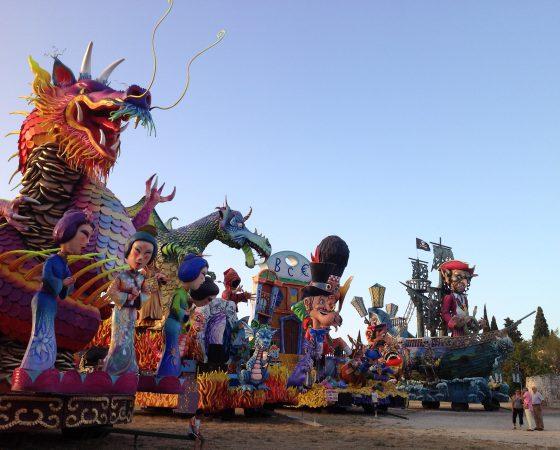 Carnevale a Putignano